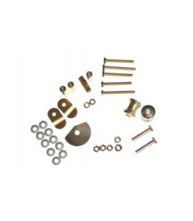 Kit de fixation 2 glissières