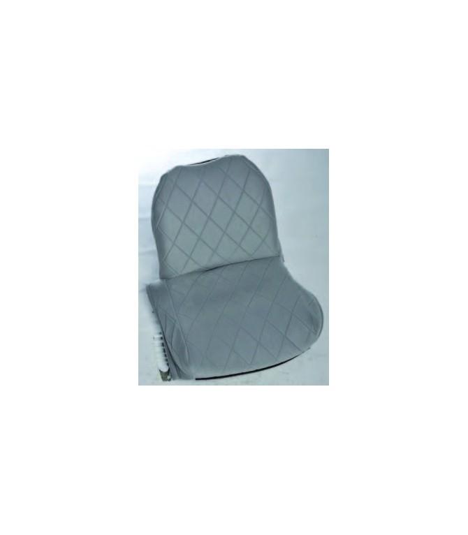 Ensemble de garniture tissu charleston 2 sièges symétrique + banquette ARR