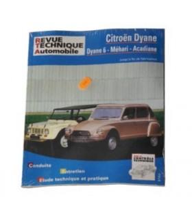 Revue Technique Méhari & Dyane