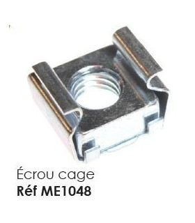 ECROU CAGE
