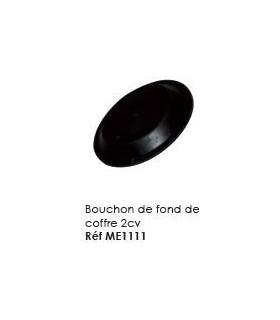 BOUCHON FOND DE COFFRE POUR 2CV