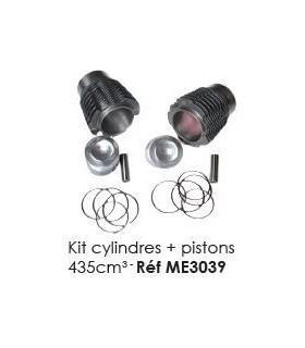 Kit cylindre + Pistons 435 cm3