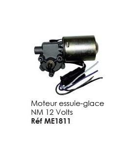 MOTEUR ESSUIE-GLACE 12V NOUVEAU MODELE