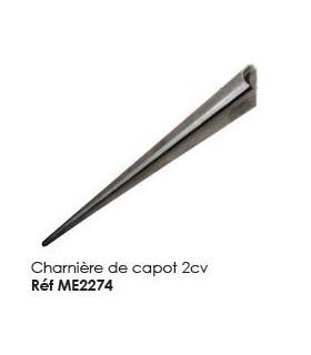 CHARNIERE DE CAPOT 2CV