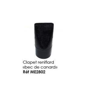 """Clapet reniflard """"BEC DE CANARD"""""""