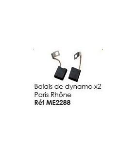 BALAIS DE DYNAMO PARIS RHONE POUR 2CV MEHARI OU DERIVES