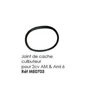 JOINT DE CACHE CULBUTEUR 2CV ANCIEN MODELE & AMI 6