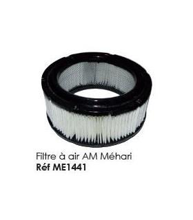 FILTRE A AIR ANCIEN MODELE MEHARI 132X92X60