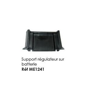 SUPPORT REGULATEUR SUR BATTERIE POUR 2CV MEHARI OU DERIVES