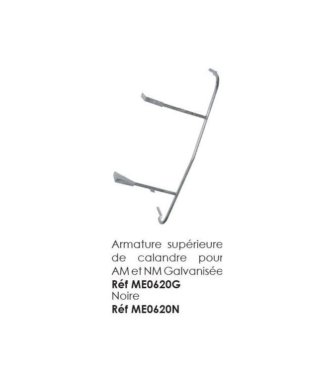 Armature supérieure de calandre pour AM et NM Galvanisée