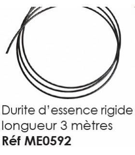 DURITE D'ESSENCE RIGIDE 3 METRES POUR PLATEFORME CHASSIS 2CV OU MEHARI