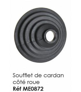 SOUFFLET DE CARDAN COTE ROUE POUR 2CV MEHARI ET DERVIVES