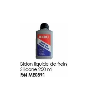 Bidon liquide de frein silicone 250 ml