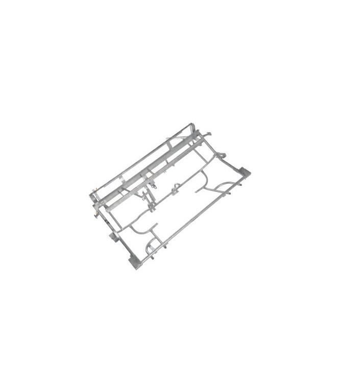 Chassis tubulaire AV galvanisé