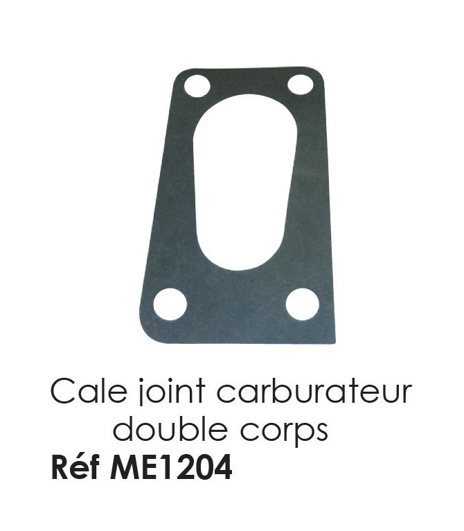 JOINT D'EMBASE CARBU DOUBLE CORPS