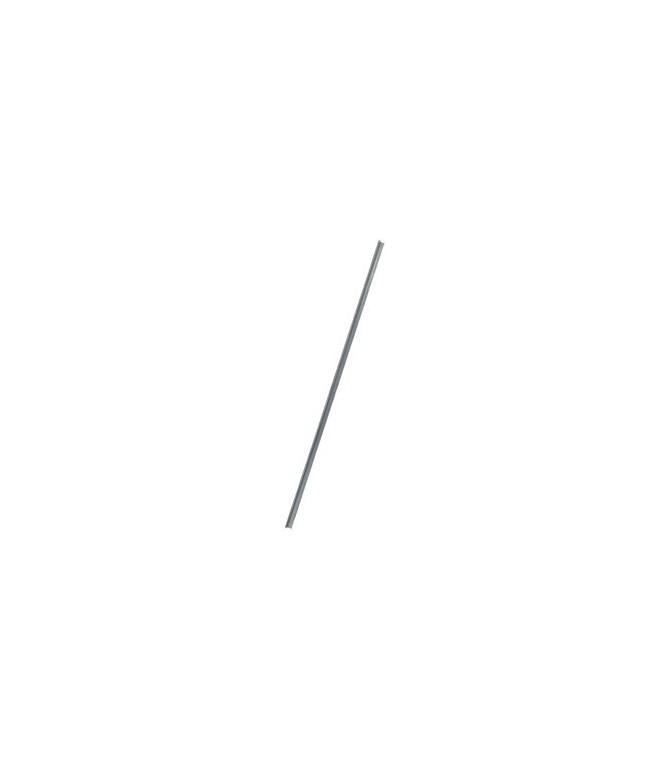Barre de renfort galvanisée « percée »
