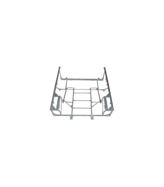 Chassis tubulaire ARR galvanisé