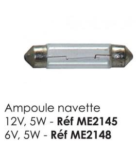 AMPOULE NAVETTE 12V 5W