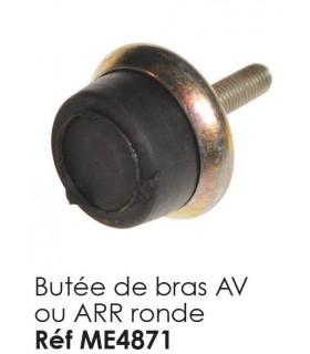 BUTEE DE BRAS AVANT OU ARRIERE RONDE (FILETAGE COURT)