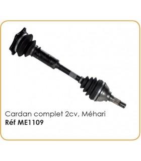 CARDAN COMPLET MEHARI 2CV RECONDITIONNE