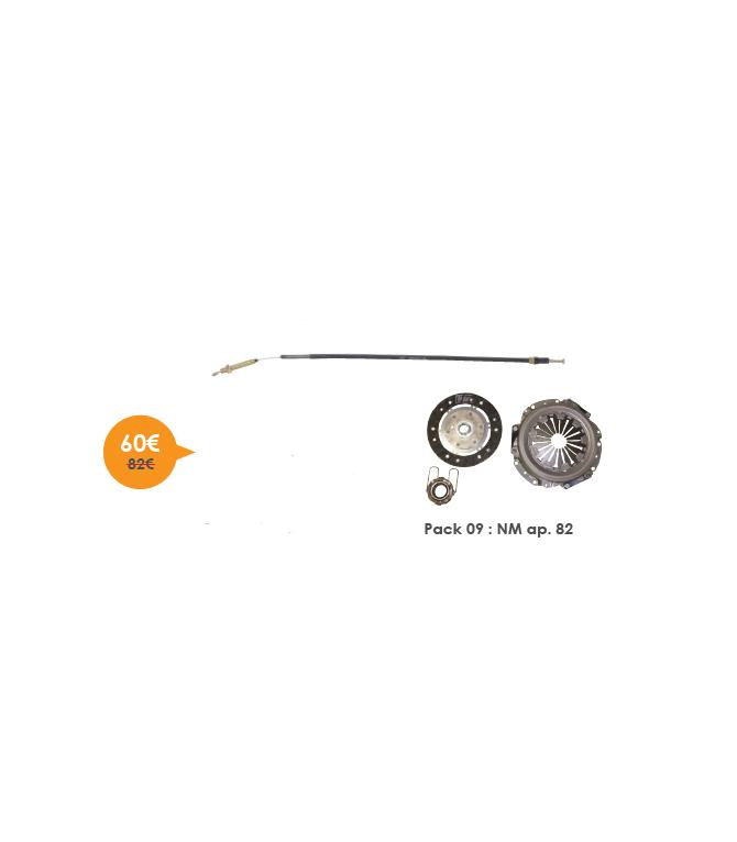 Soupapes admission/échappement + 4 joints de soupape Top Qualité Moteur 602cc
