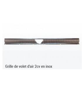 GRILLE DE VOLET D AIR DE 2CV EN INOX
