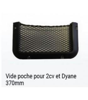 VIDE POCHE POUR 2CV ET DYANE 370MM