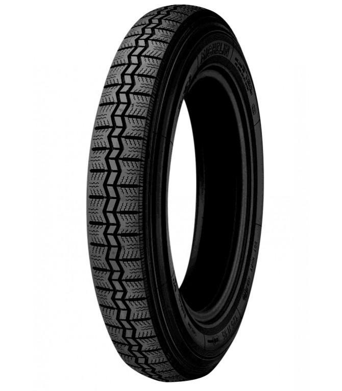 Pneu Michelin 125 x15
