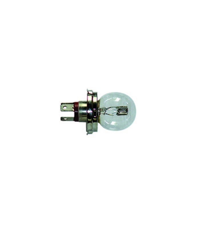 Ampoule code phare blanche 6 Volts - 40-45 W