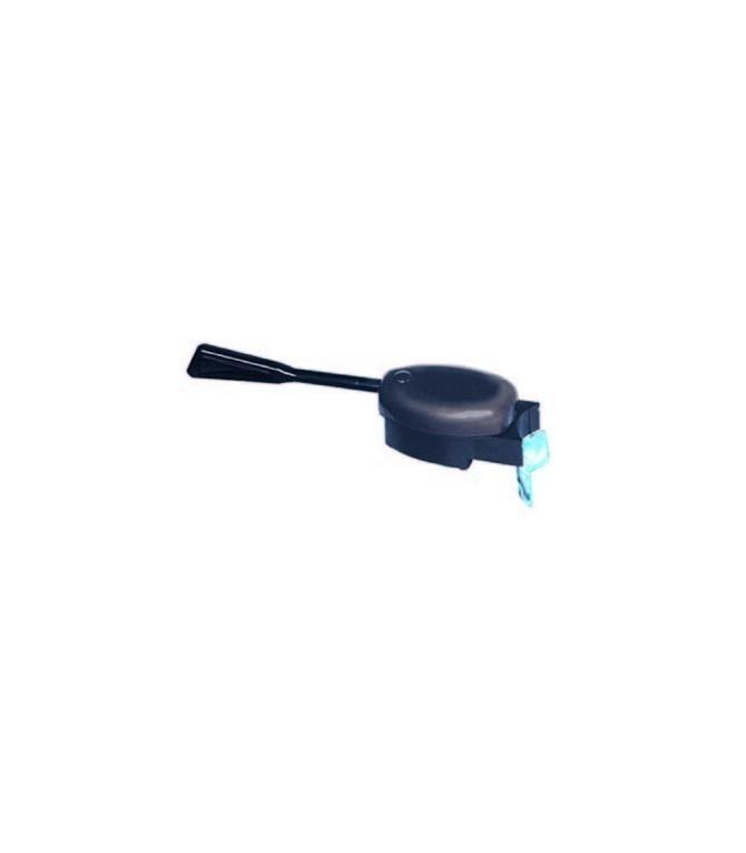 Comodo clignotant sans bruiteur 12V Noir