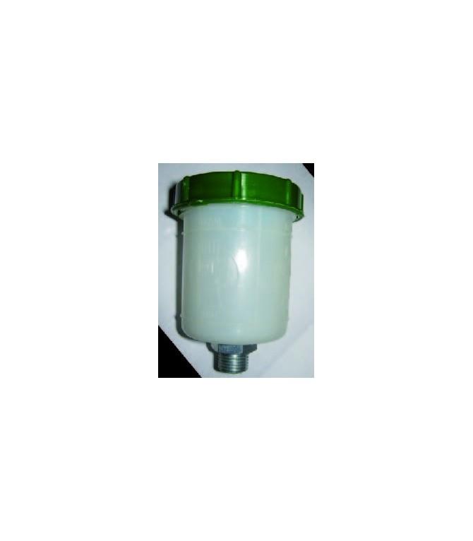 Bocal plastique LHM pour simple circuit