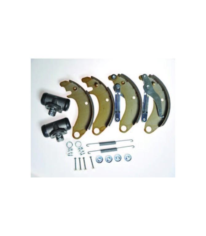 Kit de frein AV Diam 9, pour 2cv4 et 6 Diam 200