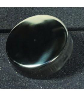 Bouchon du réservoir d'essence chromé