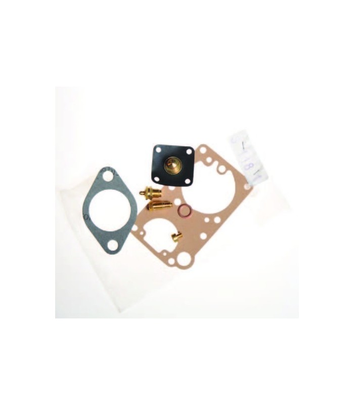 Pochette de réparation pour carburateur simple corps