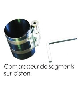 COMPRESSEUR DE SEGMENTS SUR PISTON POUR 2CV ET DERIVES
