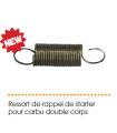 RESSORT DE RAPPEL DE STARTER POUR CARBURATEUR DOUBLE CORPS 2CV ET MEHARI