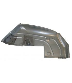 Intérieur d'aile arrière gauche pour dyane