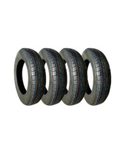 Lot de 4 pneus NANKANG 135/15