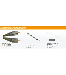 Kit complet de volet d'air 2cv